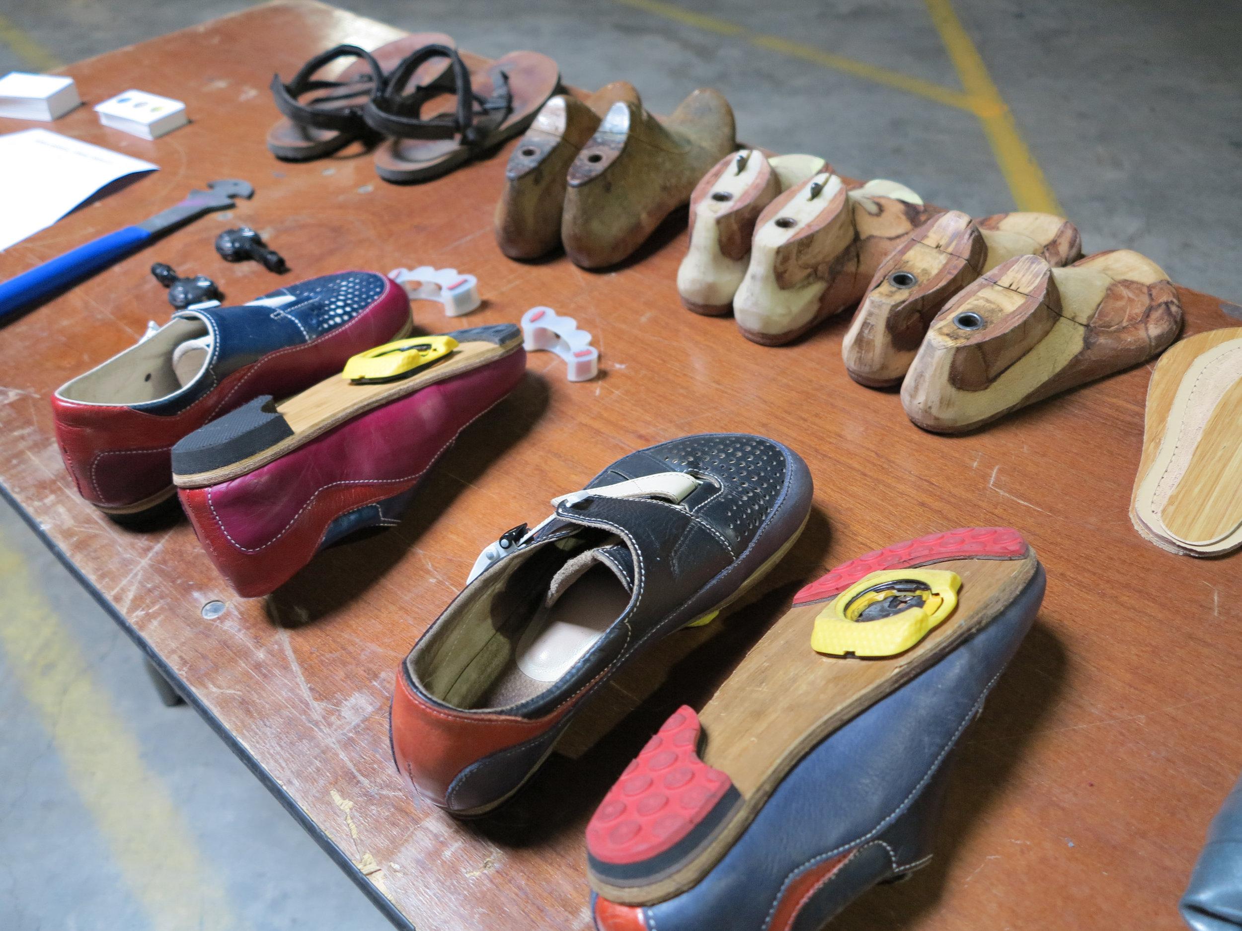Astra cycling shoe