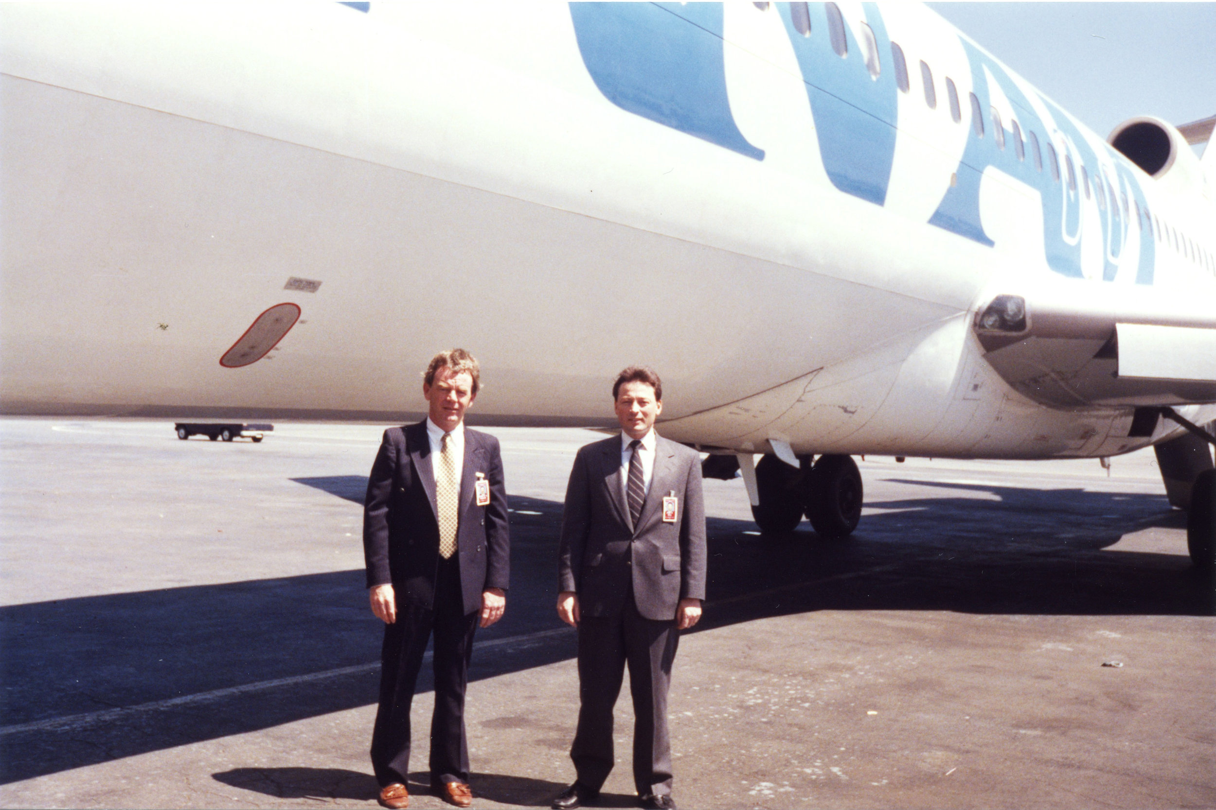 ken higgins and jay hill, 1989