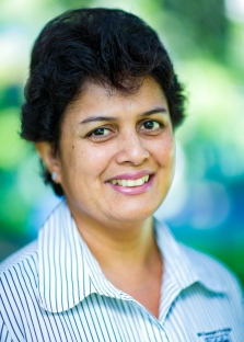 Jackie is originally from Sri Lanka and now calls Perth 'home'. She has worked for various financial institutions for 23 years prior to joining the College in Administration. As Front Office Manager, she is responsible for managing student and guest accommodation.