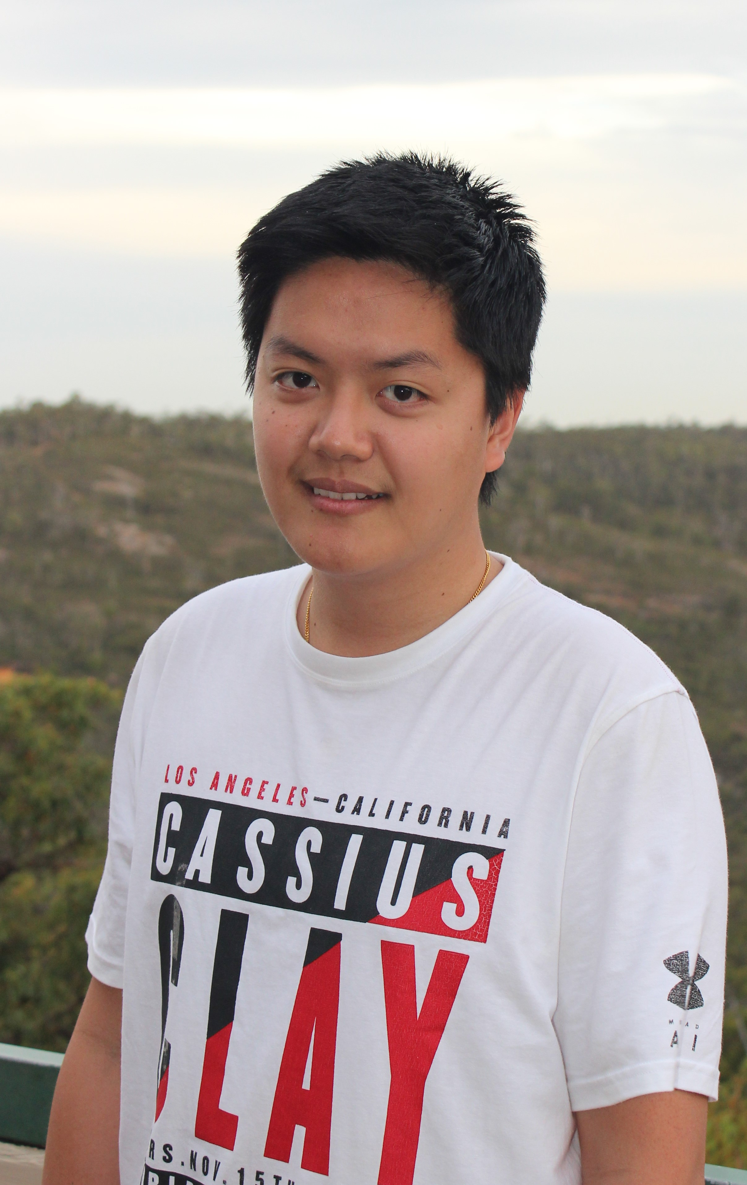 My name is Kenji and I'm from Mauritius. This year will be my fourth year at St George's and first year as RA. I study Engineering but can be found playing soccer all over the place, at uni and at College. Really looking forward to this year especially as an RA, and it will be a good one for sure!