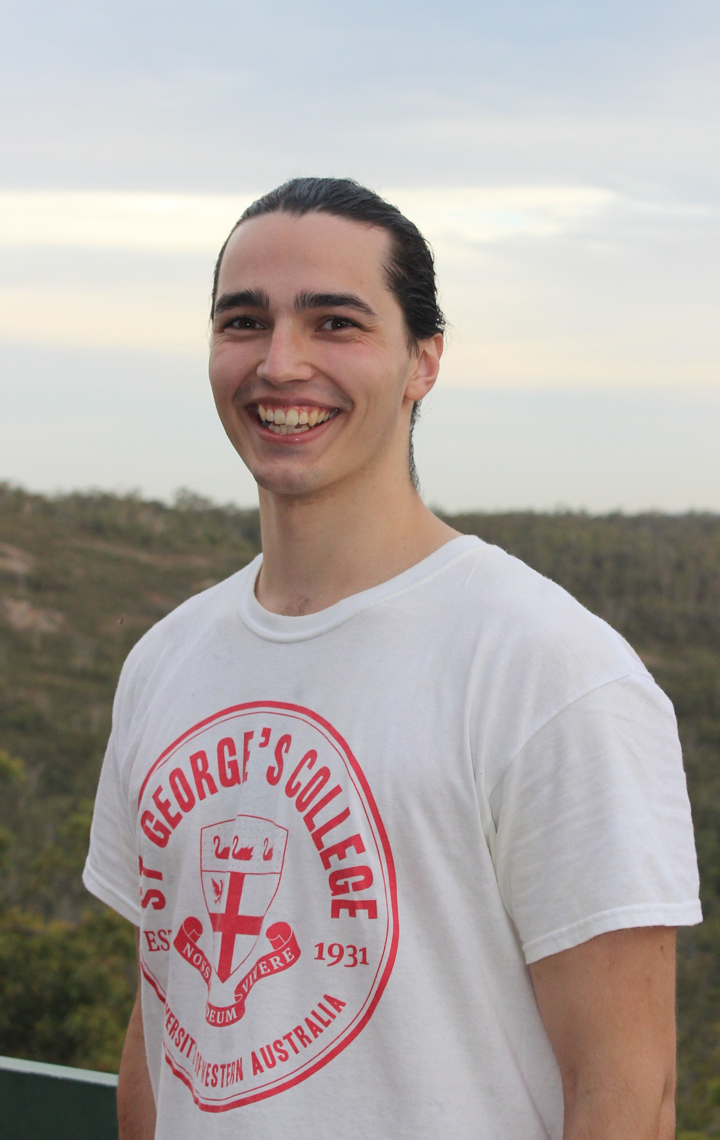 My name is Eden and despite being a Perth boy born and raised, I've been at College since midway through 2015. At first I had my doubts about College but after 100s of cups of tea with friends and millions of amazing memories, I can't see myself anywhere else. I started off studying Anatomy and have since changed to Management (now finished) and Music (still going). People talk about how much you grow at uni and how much changes post high school and I think College really is the best place to be for all of it. I mean, not so many people can say they've lived in a castle while at uni.