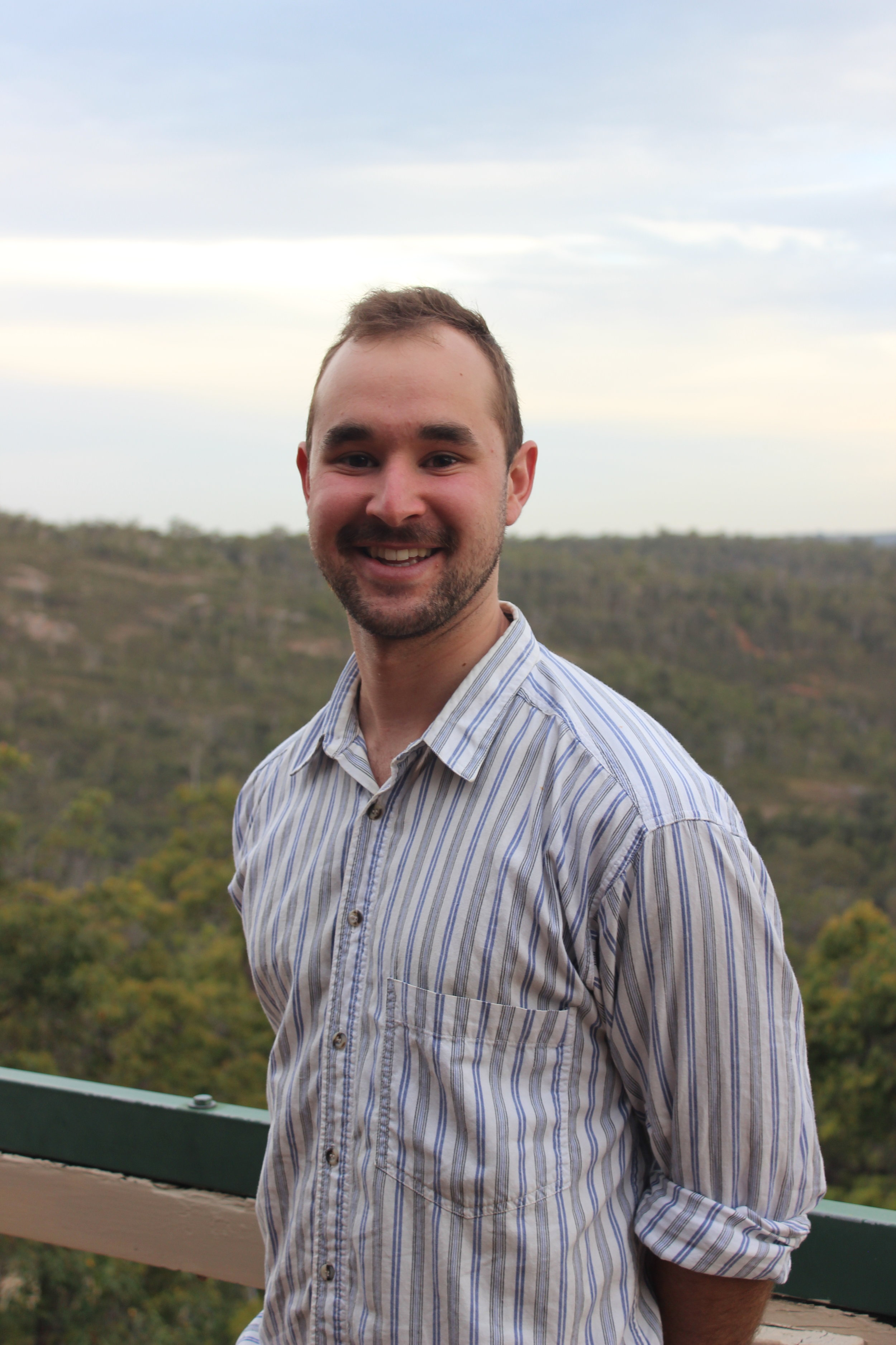 Hi, my name is Callum. Originally from Busselton, this will be my 3rd year of calling St George's home and my first year as an RA. I am also in my 3rd year of studying Sport Science and Exercise and Health. In 2015, before moving to Perth for university, I undertook a Rotary Long-Term Youth Exchange to Denmark, just like Sarah Summers.