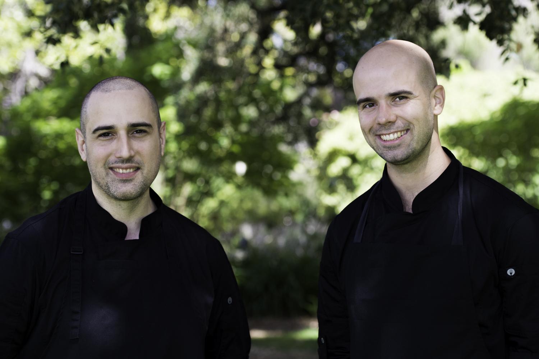 Tony de Brito and Viktor Teplan    Hospitality