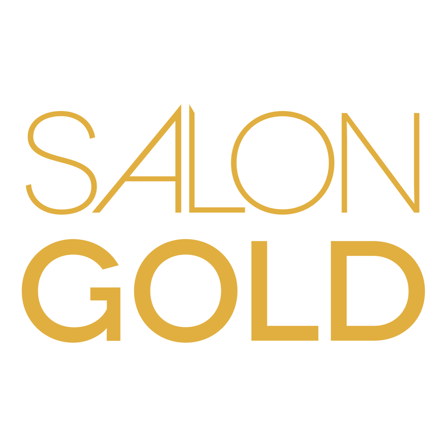 Salon Gold is a casual, comfortable, and locally owned salon.