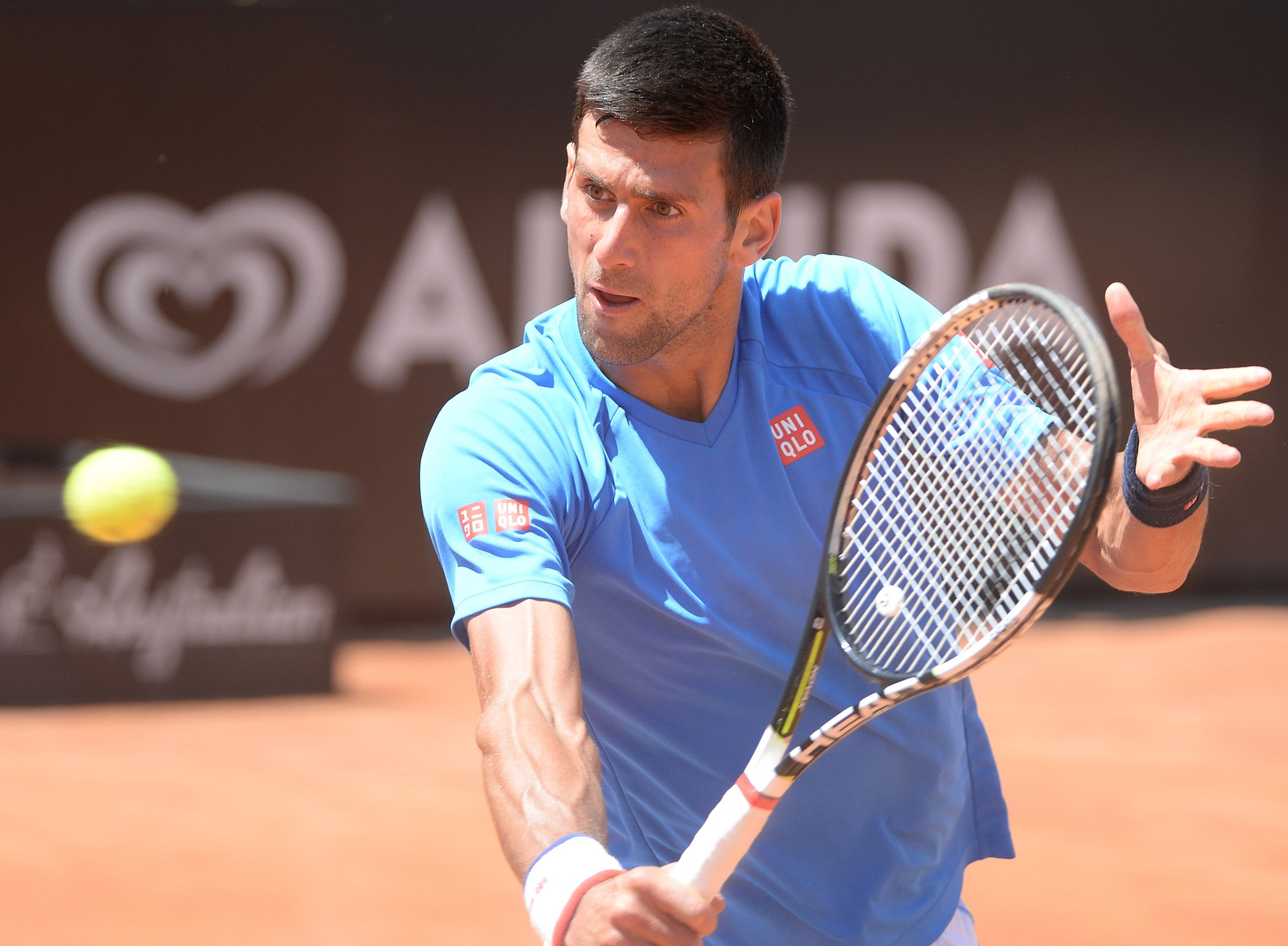 Novac Djokovic says his mindfulness practice is just as important as his physical training.