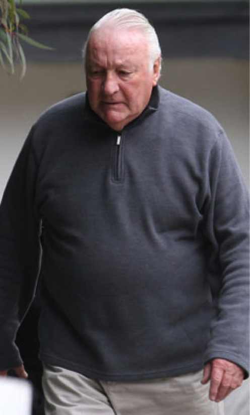 Morgan Fahey, the Christchurch doctor who raped and sexually assaulted his patients.