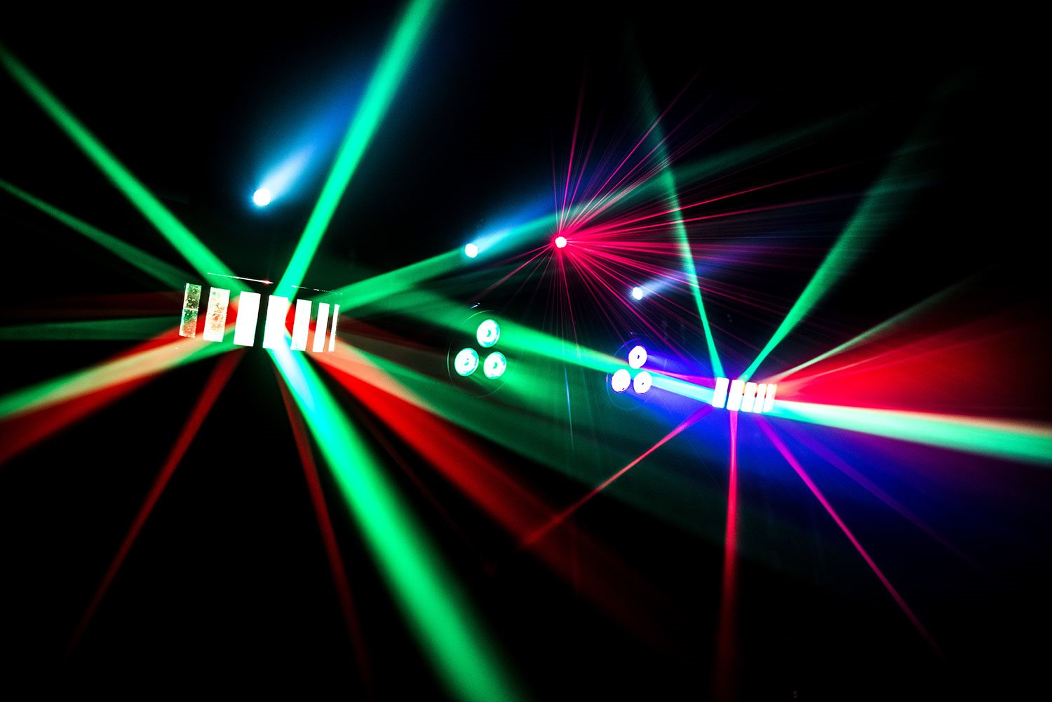 Dance Floor Lighting - =