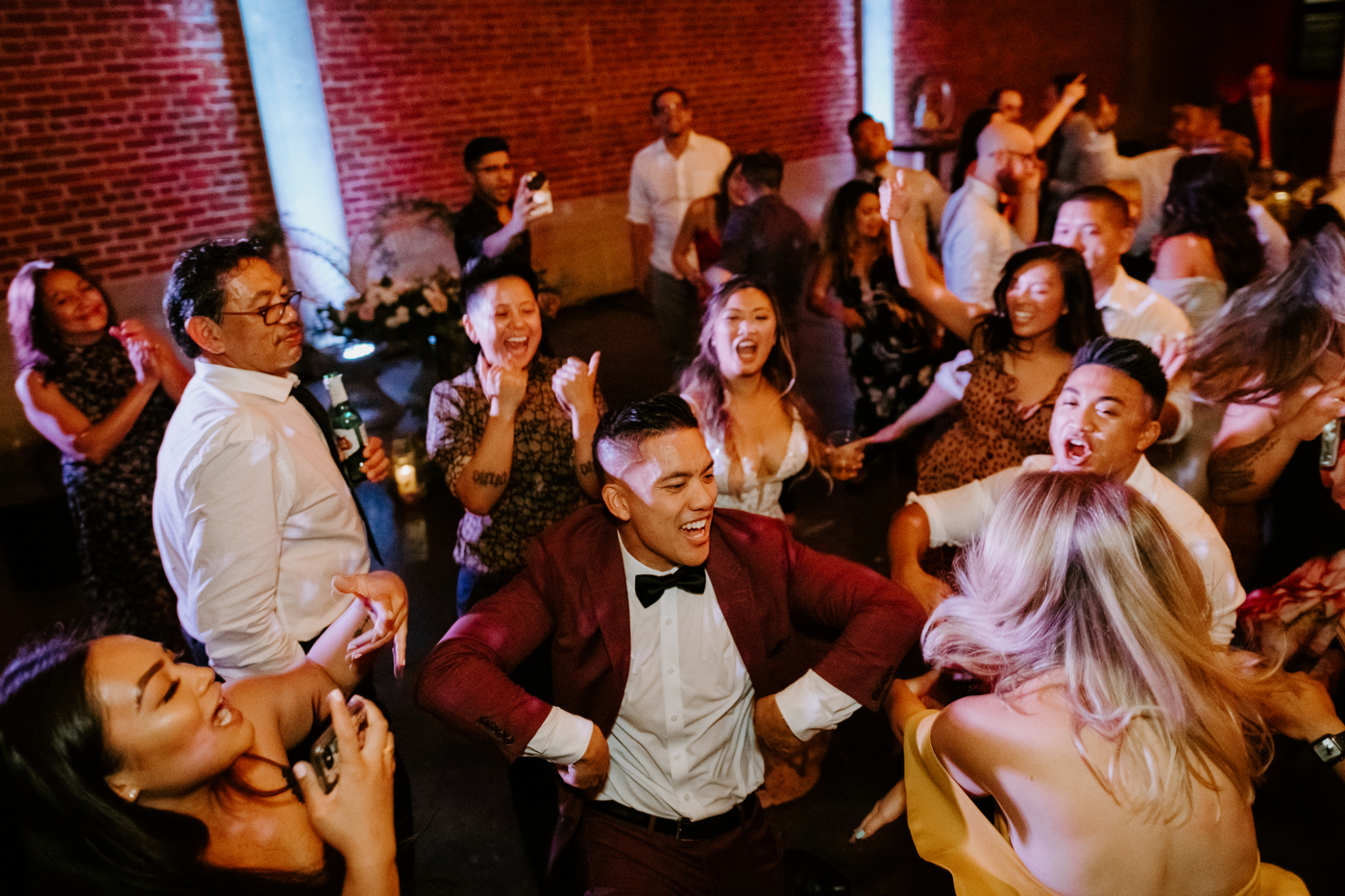 A Sandbox Wedding for Narisa and Kyle -