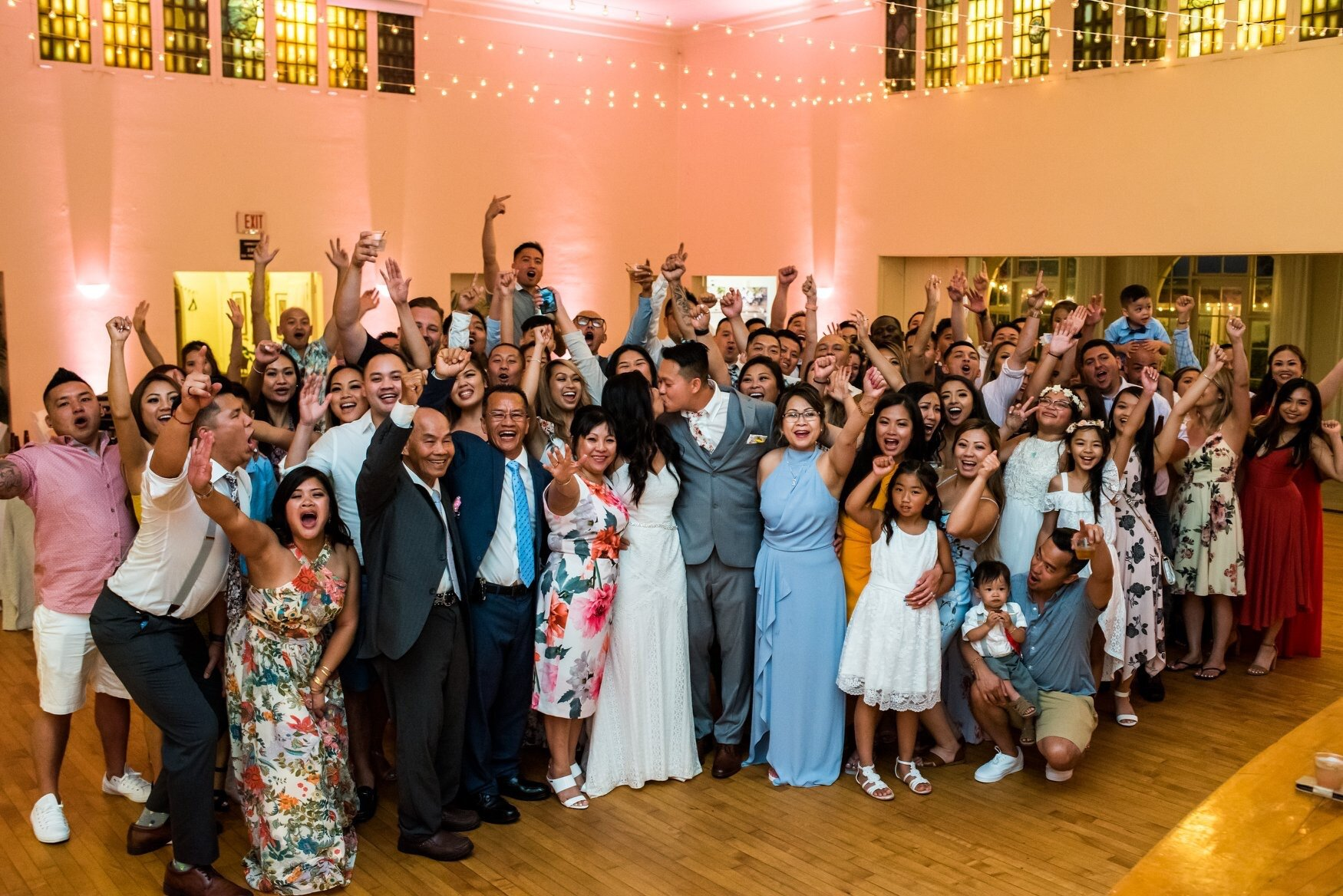 Our most popular services in the La Jolla area are: Wedding DJ /MC,Wedding Guitarists, and Uplightingfor Receptions, Cocktail Hours, and Wedding Receptions -