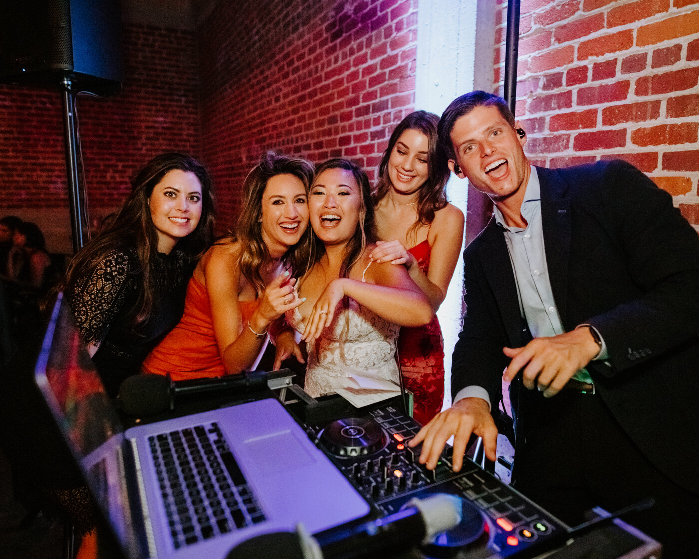 Our most popular services in the Downtown San Diego area are: Wedding DJ /MC,Wedding Guitarists, and Uplighting for Receptions, Cocktail Hours, and Wedding Receptions -