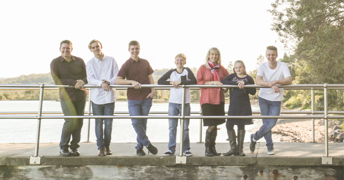 Campion Family (Our Senior Pastors)