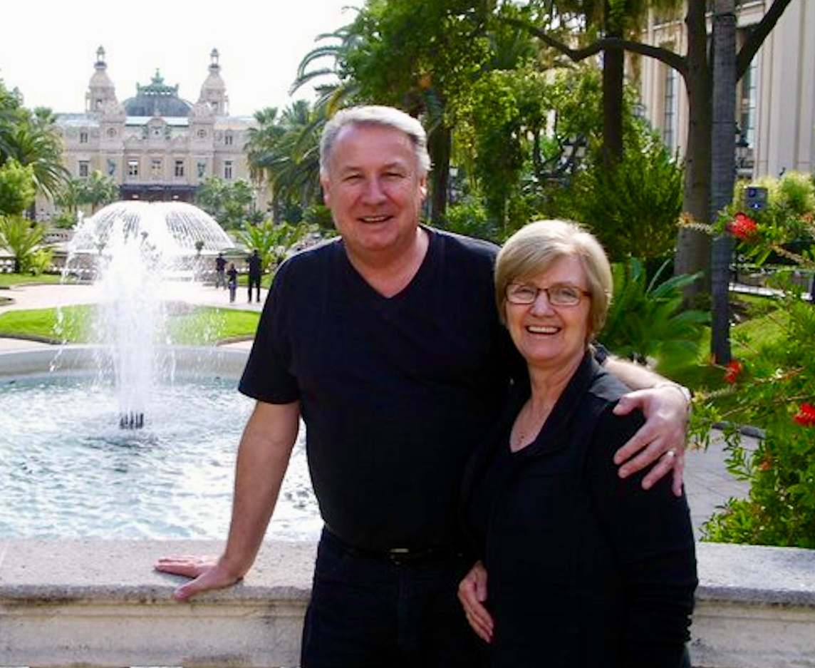 Love that lasts a lifetime - with Jeremy & Bernice Griffiths