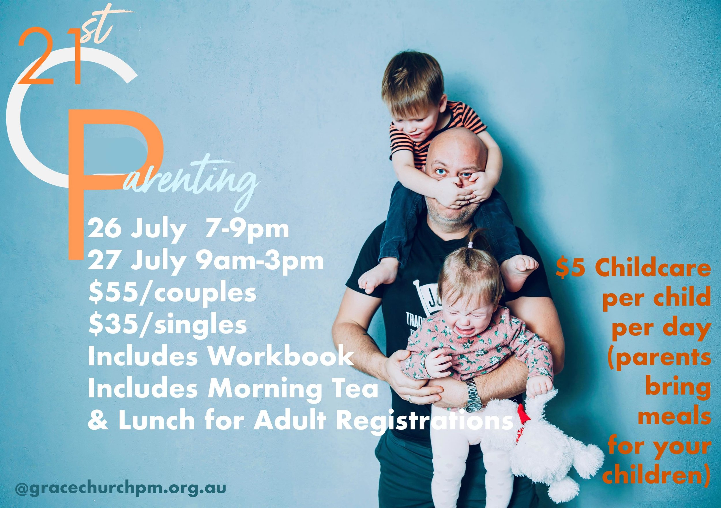 21st Century Parenting with Pastor Jeremy Griffiths