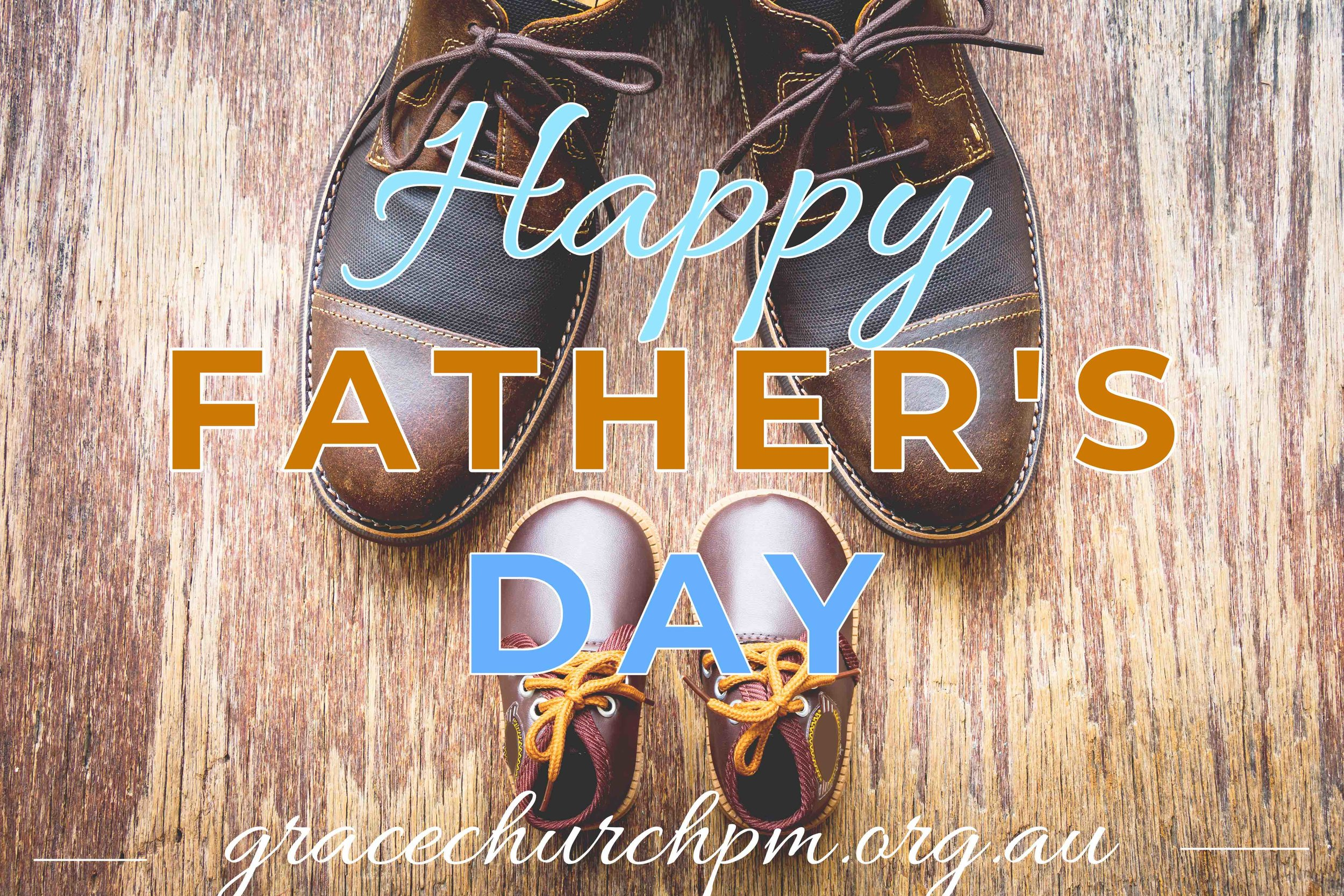 Father's Day at Grace Church