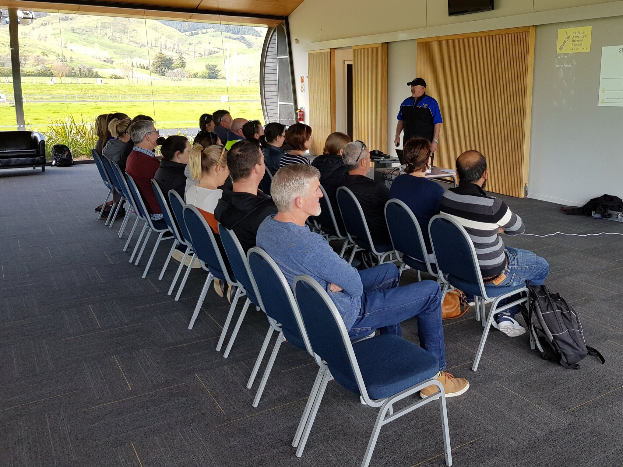 New Nelson Venue - The new Nelson venue is a city venue (previously training was at Motueka) where we plan to run courses twice a year (or more frequently if demand exists). The venue comfortably takes up to 20 participants in first class facilities and provides a safe and convenient location for local business in the Nelson Marlborough region. We offer Drive to Survive, Level 1 courses only at this venue.