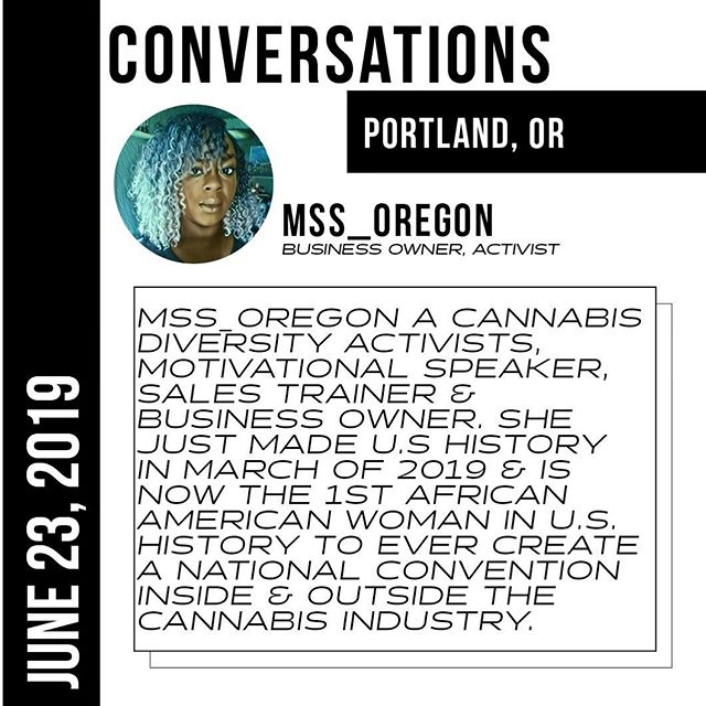 MEET THE PANELS: SOCIAL AWARENESS - IT'S COOL TO CARE - @mss_oregon @ambitpdx #CONVERSATIONSPDX