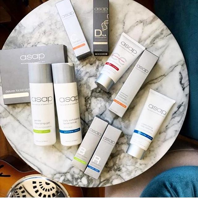 ASAP Products back in Stock 🌿 @asapskinproducts