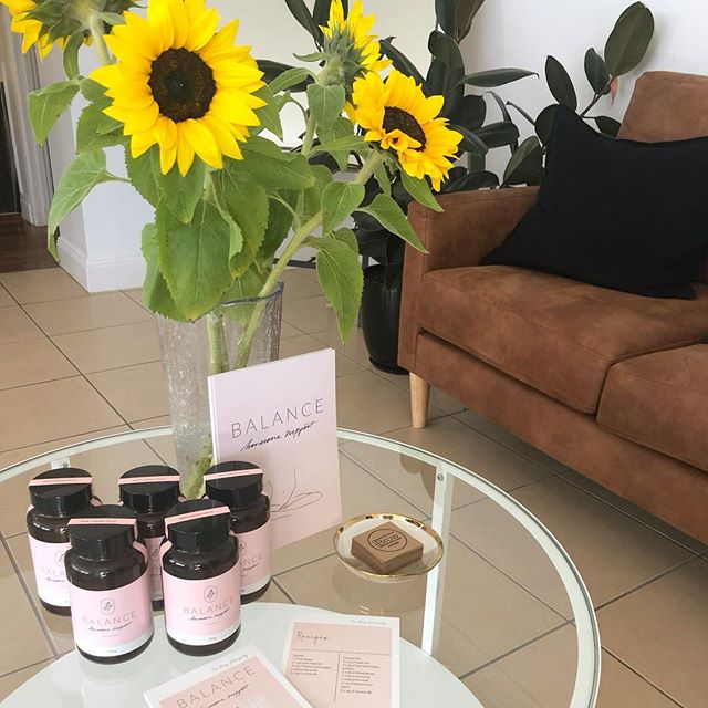 BALANCE | Hormonal Support 🌻 How many of you have suffered from Hormonal breakouts, PMS symptoms & have an irregular cycle?🙋🏼♀️ Balace powder is formulated by a local Naturopath to support your gut health, hormones & wellbeing. Available in clinic @ibrowboutique for $59.95