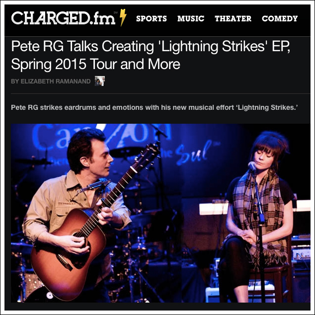 Charged FM | February 2015