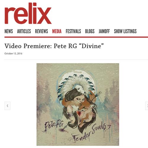 Relix | October 2016