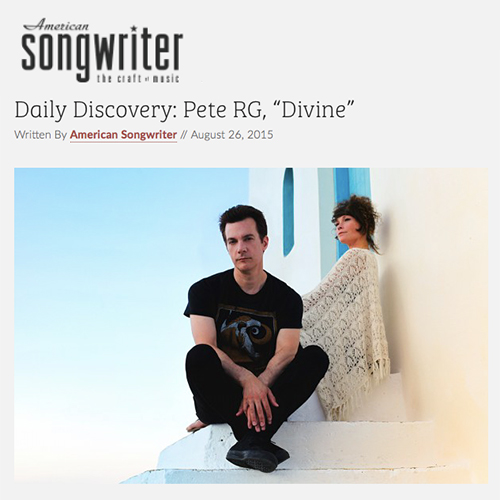 American Songwriter | August 2015