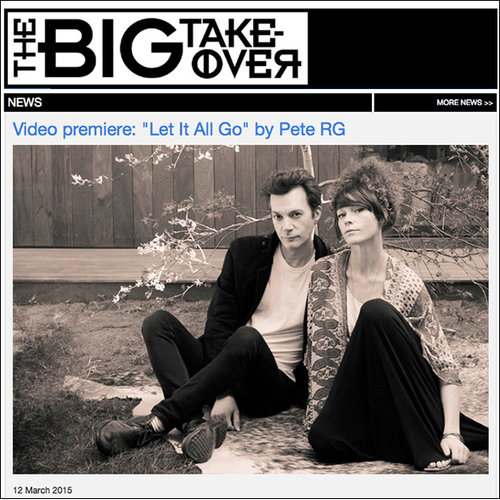 The Big Takeover | March 2015