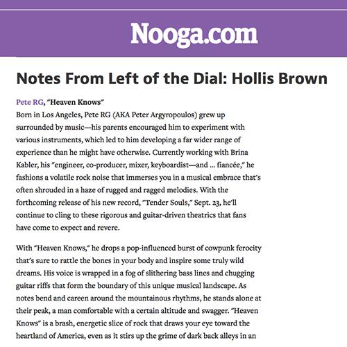 Nooga | September 2016