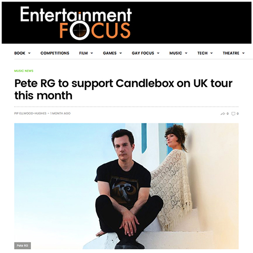 Entertainment Focus | January 2017