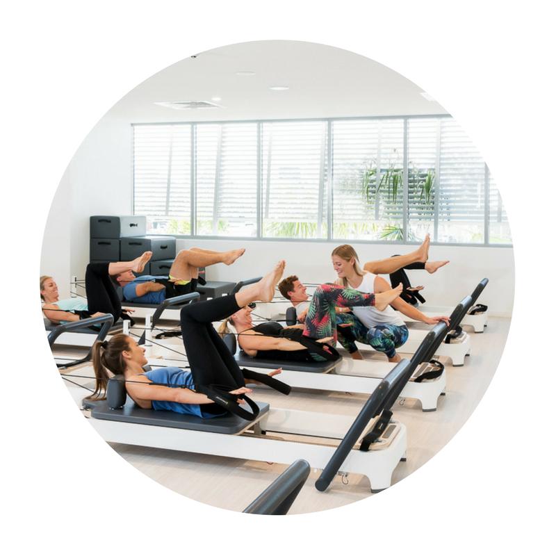 CGM Pilates Classes