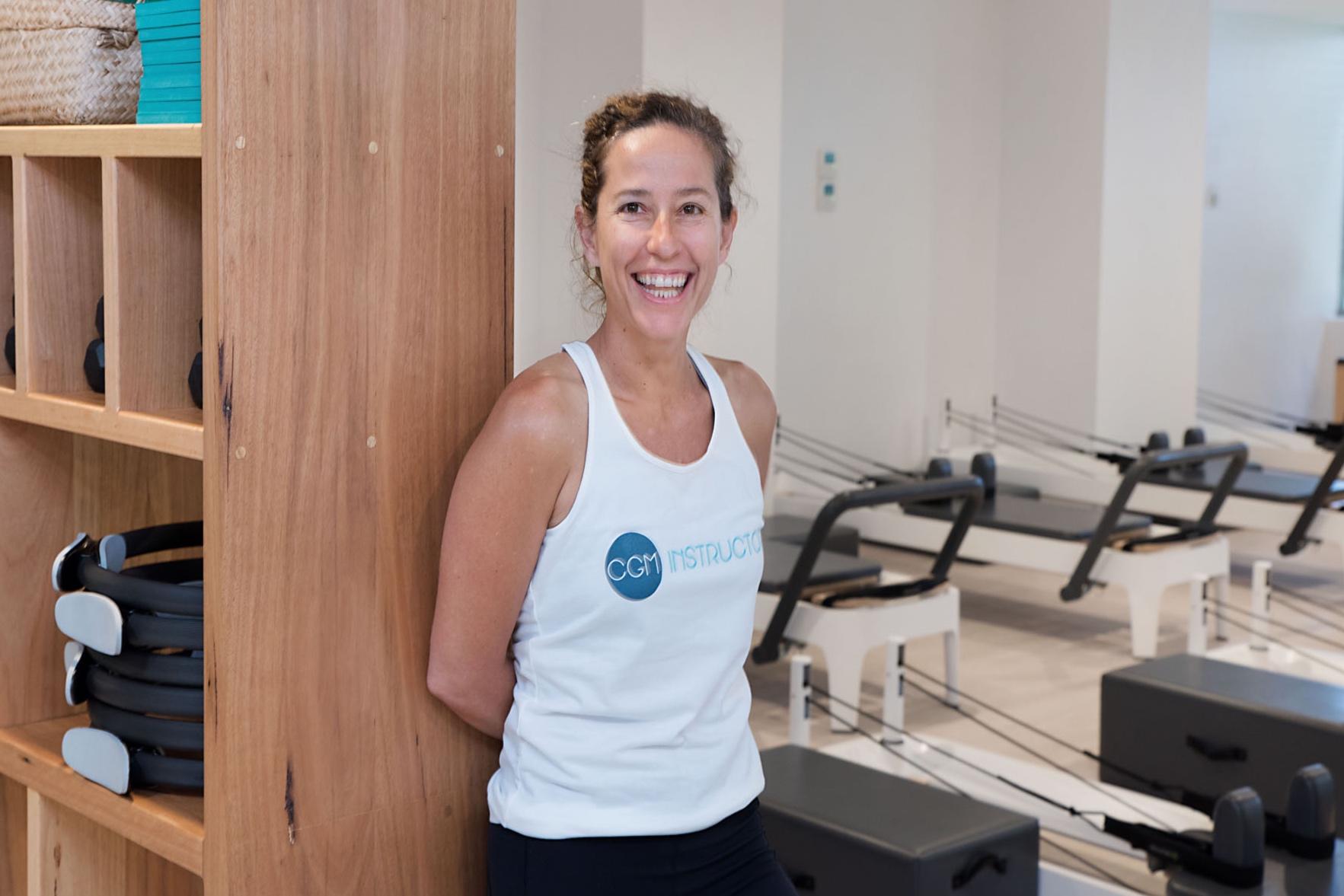 CGM Pilates Instructor