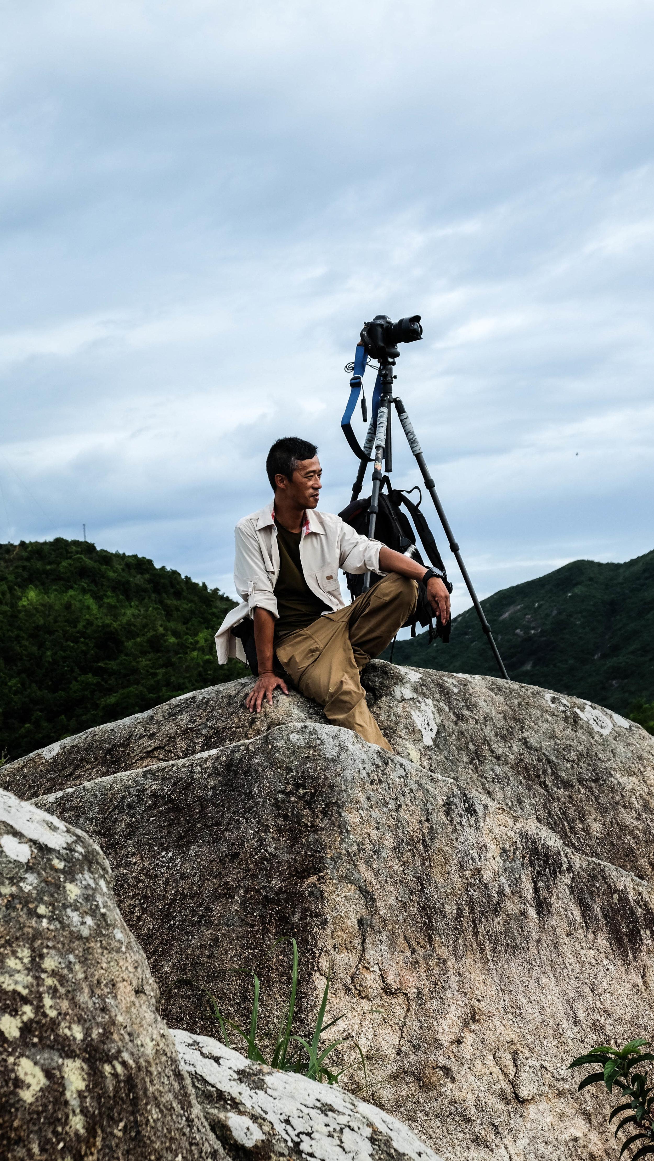 An avid Hong Kong Photographer