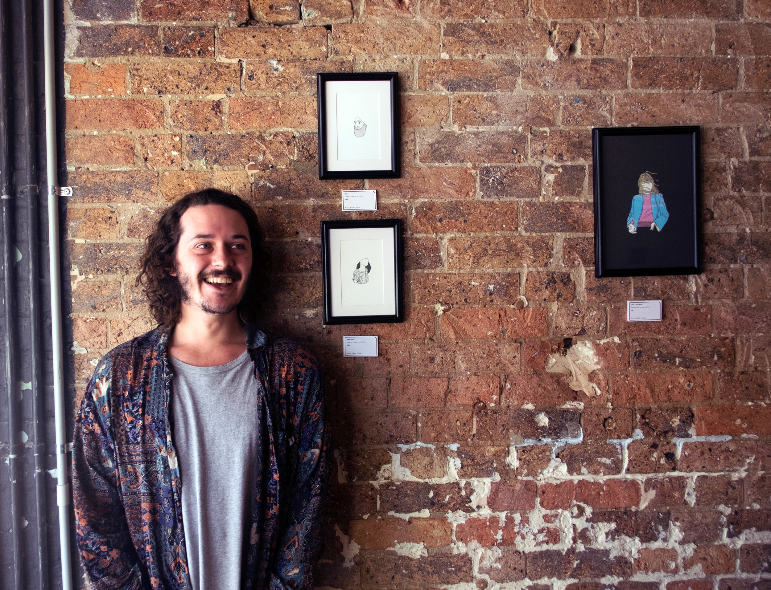 Portrait of Wilderfields at Reverends Fine Coffee in Brisbane