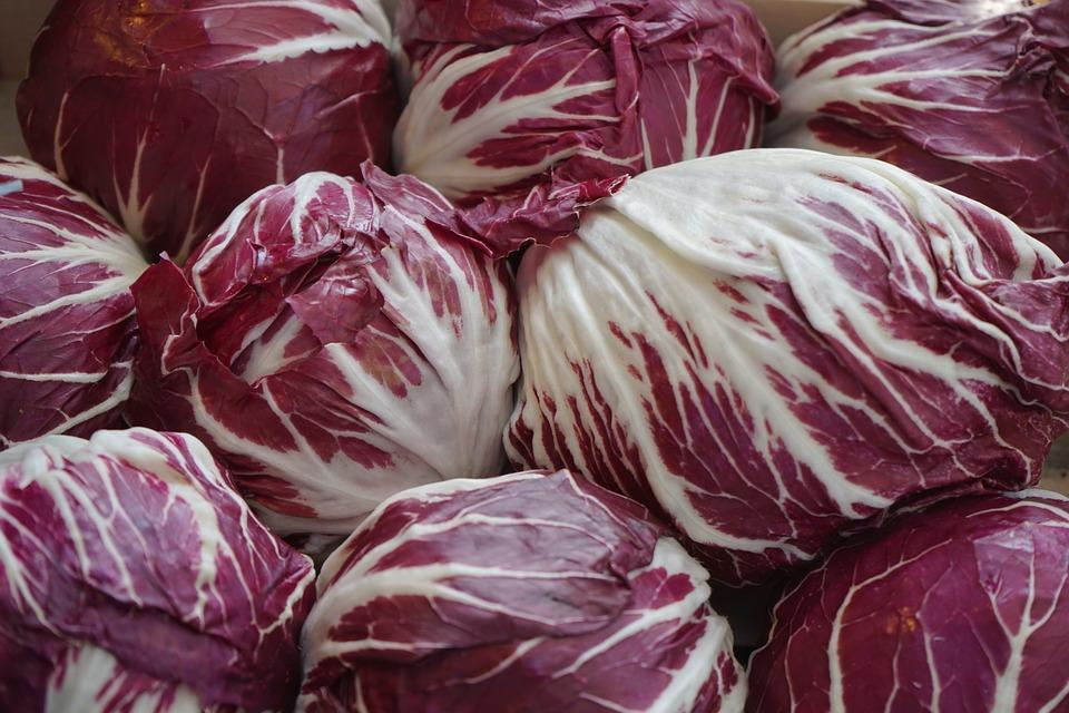 Raddicchio (laitue) 1.20€/pc