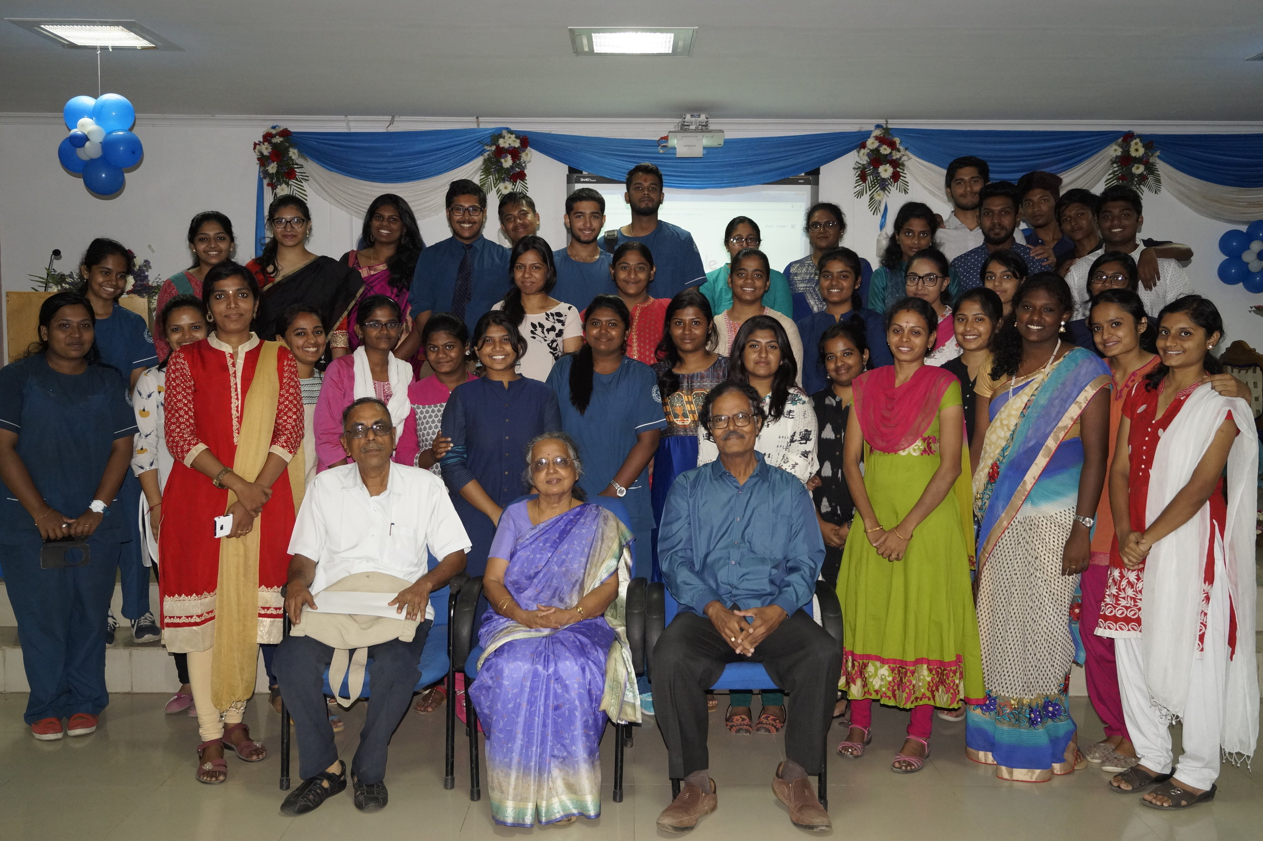 CME On Respiratory Medicine - Department of Physiology conducted CME on respiratory Medicine on April 8th 2017. Talk was given by Prof. Gangadharan & Prof.Sundar from Saveetha Medical college & MMC.