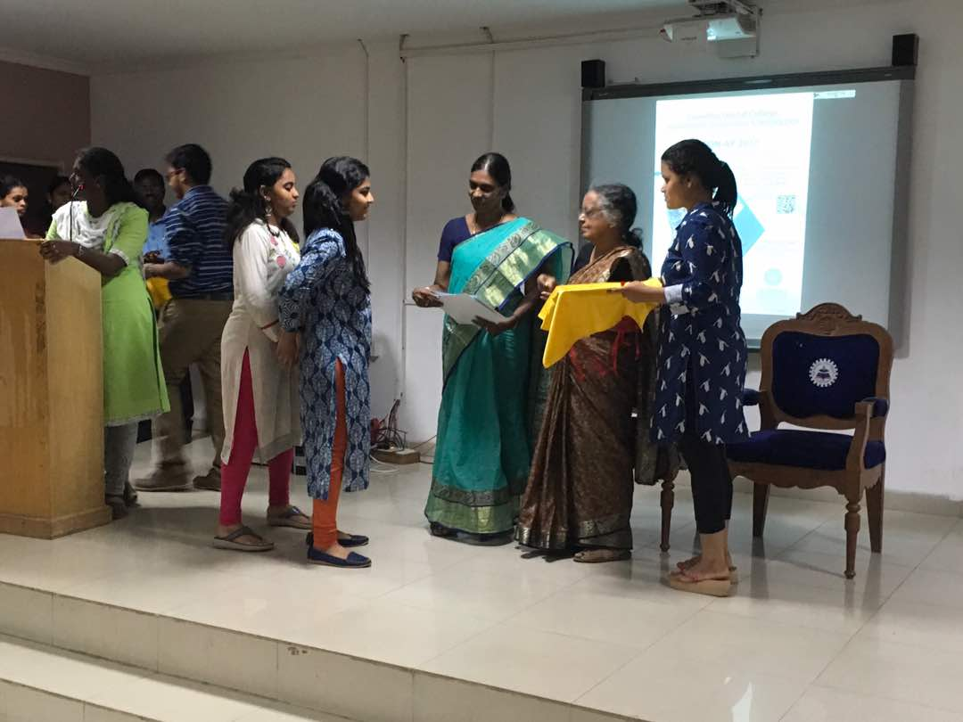 CON AP 2017 - We the department of Physiology and Anatomy conducted a National conference on clinical implications and developmental Anomalies on June 24th Saturday 2017. Almost 80 students across all dental colleges had actively participated in the conference and also had won many prizes and medals for their best presentation. The programme was started off with the registration and almost 80 participants were participated including the students from saveetha Dental College. The mode of presentation was paper and eposters on the conference. Faculties from other Dental Colleges also presented their research papers. Finally the valedictory function was headed by Dr. Gowri Sethu, Professor & Head, Department of Physiology and Mrs. Thenmozhi, Head of Anatomy department.
