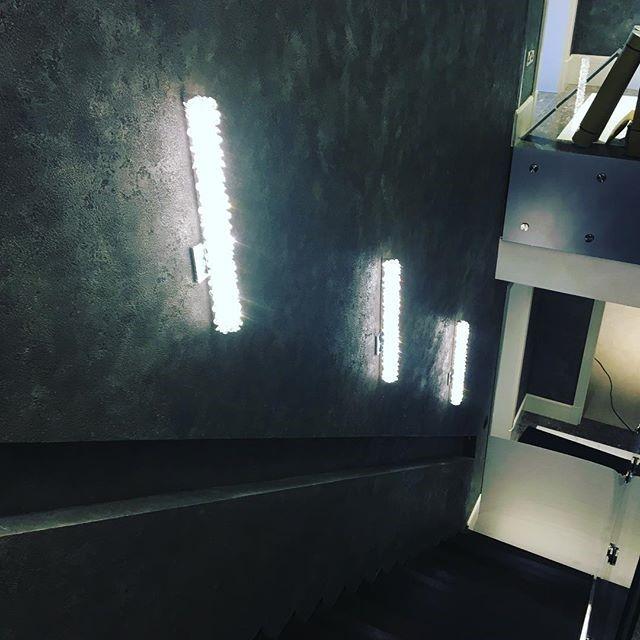 Swarovski Crystal Wall lights