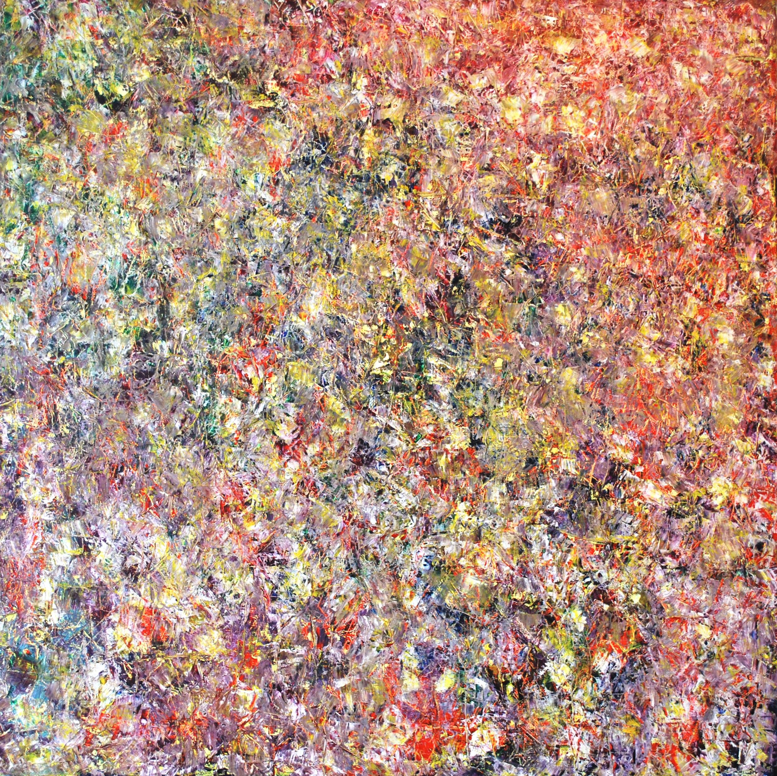Olja på duk  65 x 65
