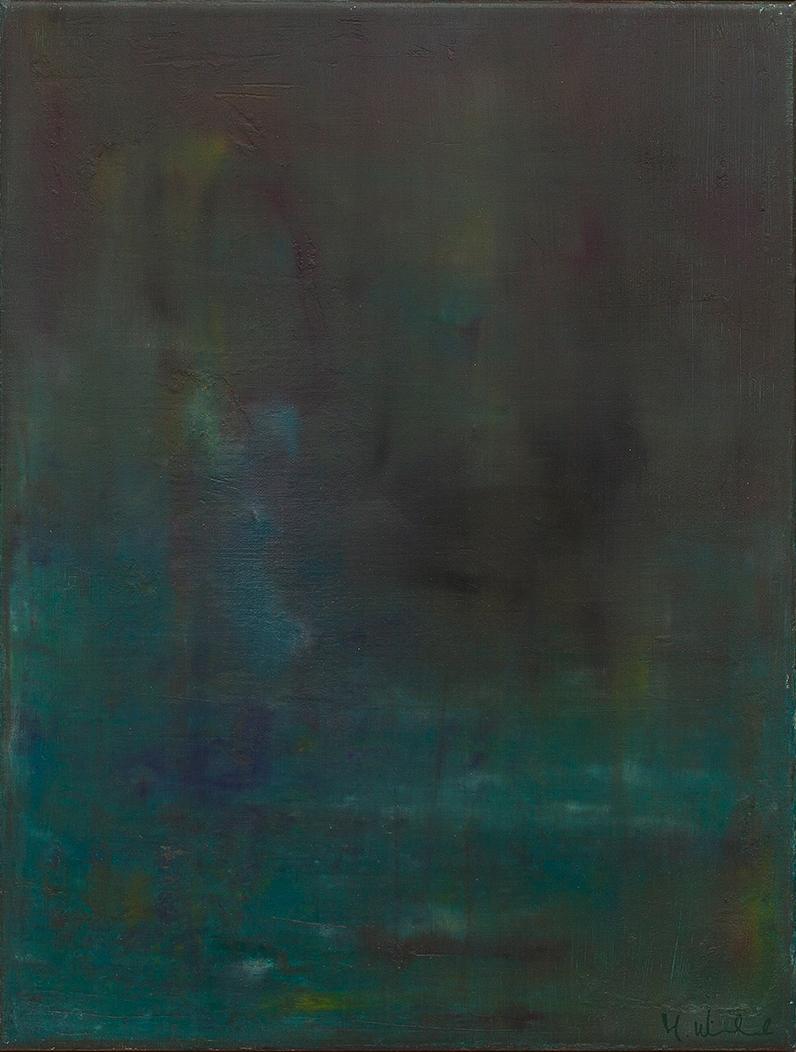 Olja på duk  50 x 38