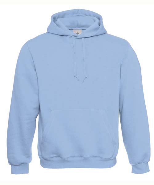 SWEATSHIRT HOODED