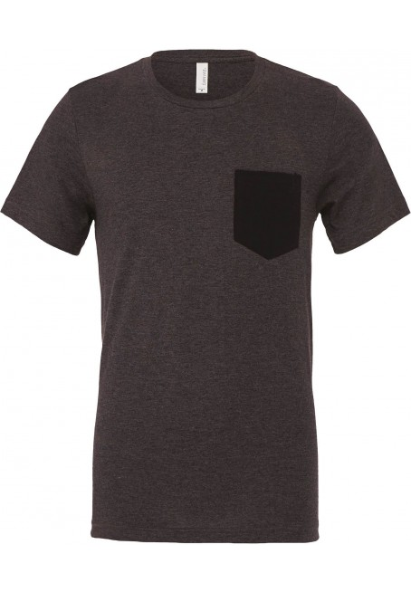 JERSEY SHORT SLEEVE POCKET T-SHIRT