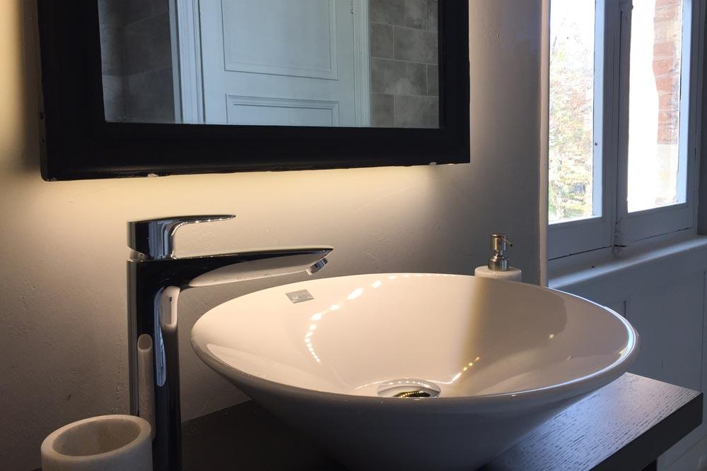 Chateau JAC designer bathroom basin