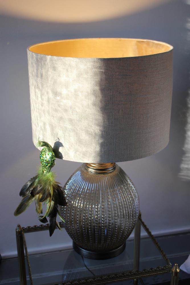 Chateau JAC bedside lamp