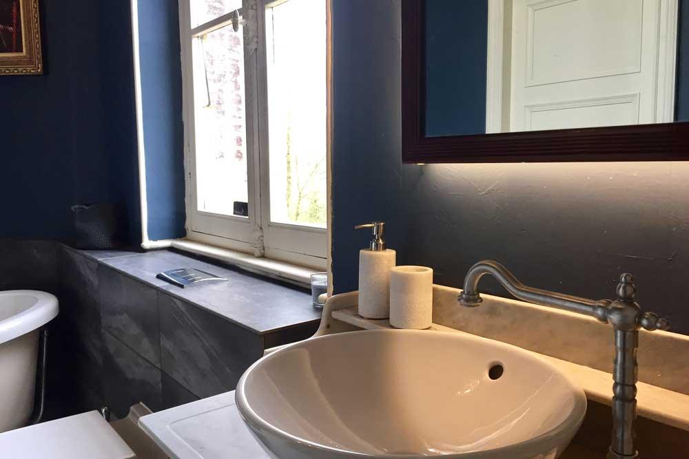 Chateau JAC bathroom 3 basin
