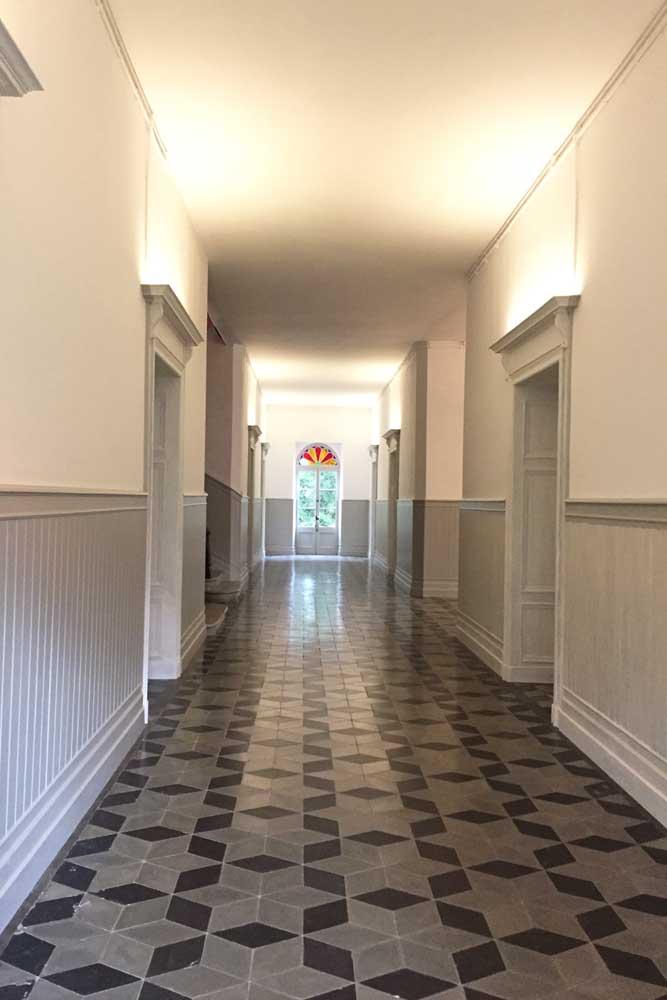 Chateau JAC main hall
