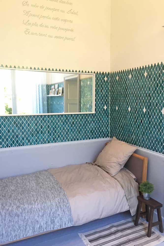 Chateau JAC single bedroom