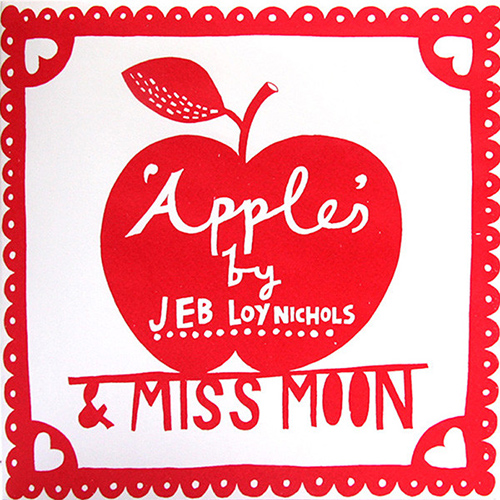 Miss Moon - Apples / 2009 (Reacharound)   CLICK HERE : stream, download / purchase