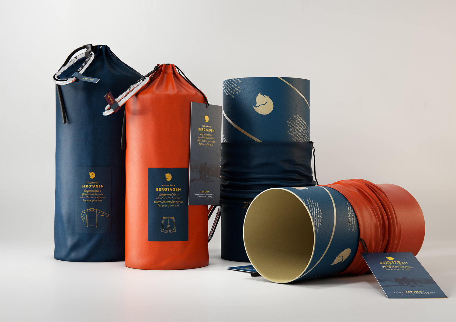 Premium packaging made with an extended lifecycle in mind. Made by Packground