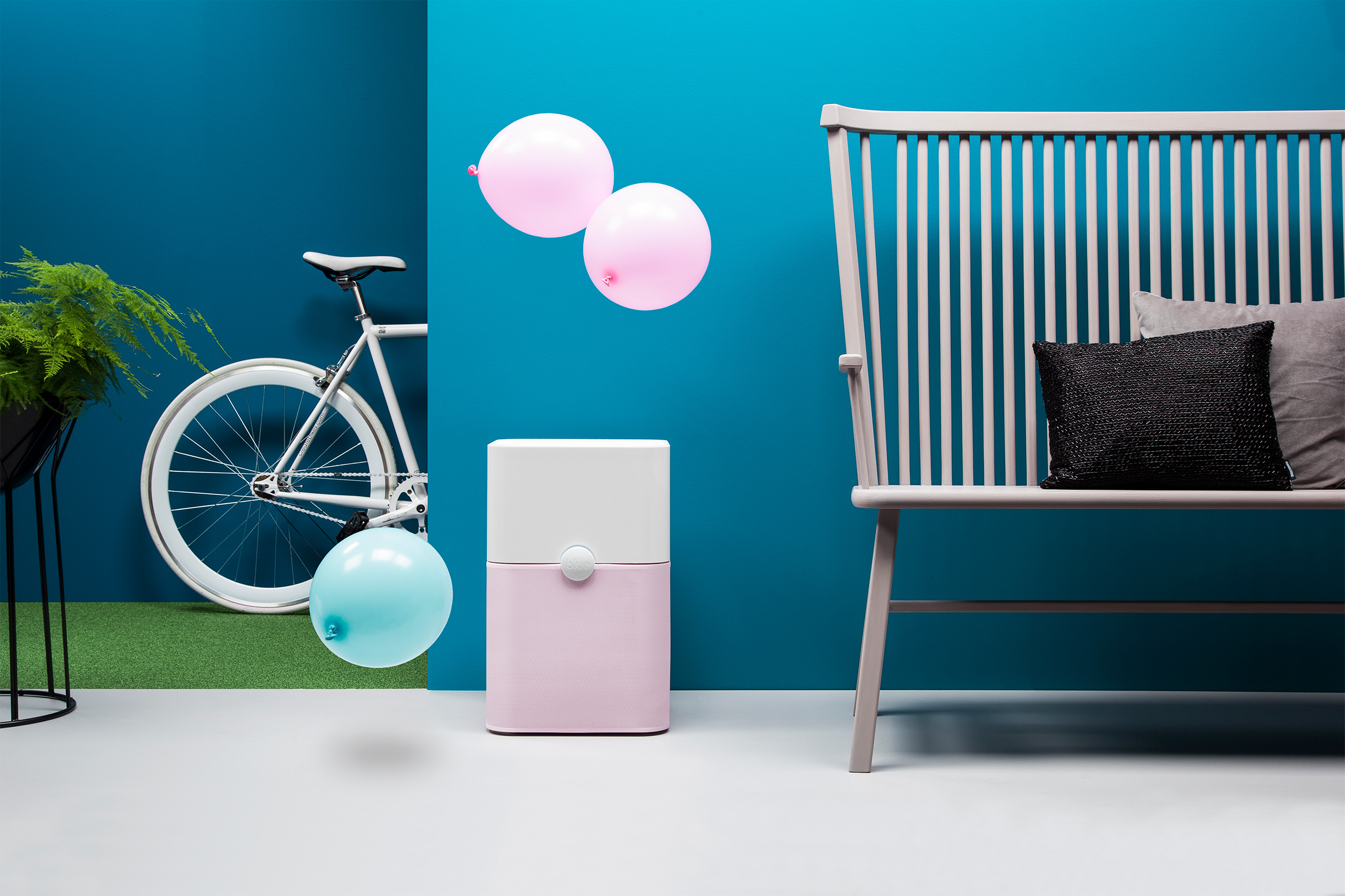 Blueair  Letting more people breathe clean air  Design strategy, Industrial design, UX, Mechanical engineering, Design for manufacturing