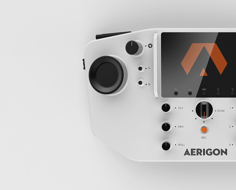 Intuitive Aerial  Taking intuitivity to new heights  Industrial Design, UX, Prototyping Mechanical Engineering