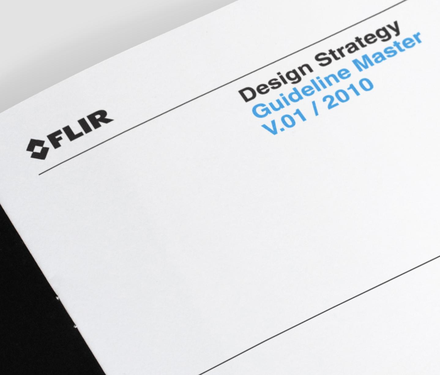 Flir  Return on design investment  Design strategy, Eco system design